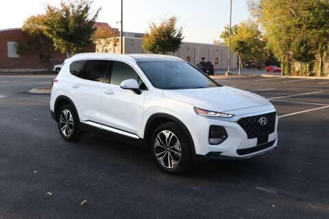 2019 Hyundai Santa Fe for sale at Auto Collection Of Murfreesboro in Murfreesboro TN