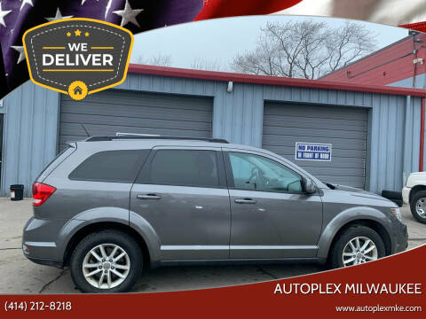 2013 Dodge Journey for sale at Autoplex Milwaukee in Milwaukee WI