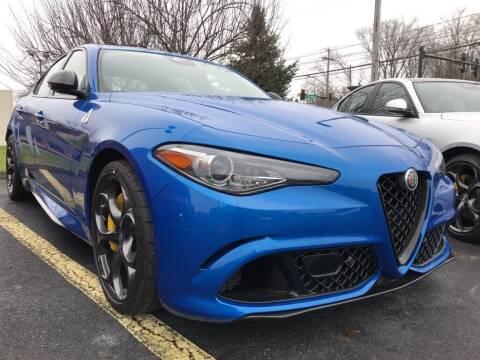 2020 Alfa Romeo Giulia Quadrifoglio for sale at Alfa Romeo & Fiat of Strongsville in Strongsville OH