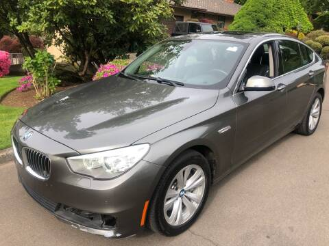 2014 BMW 5 Series for sale at Blue Line Auto Group in Portland OR