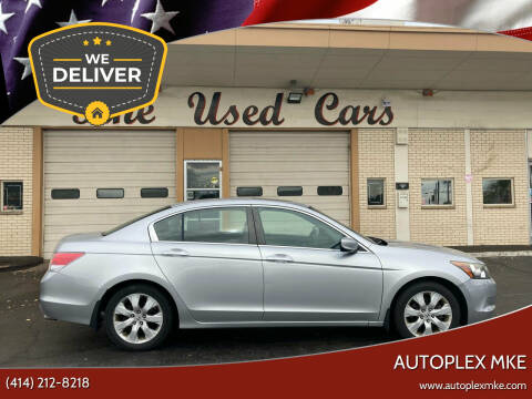 2008 Honda Accord for sale at Autoplex MKE in Milwaukee WI