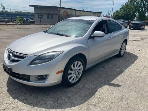 2012 Mazda MAZDA6 for sale at Eddie's Auto Sales in Jeffersonville IN