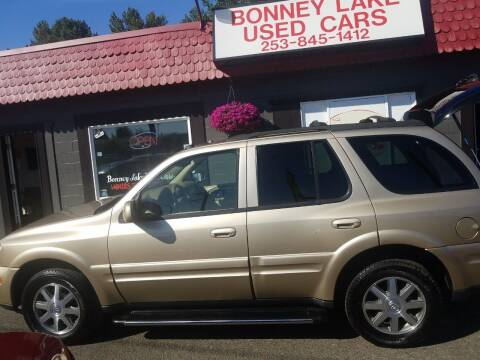 2004 Buick Rainier for sale at Bonney Lake Used Cars in Puyallup WA