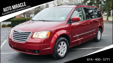 2010 Chrysler Town and Country for sale at Auto Miracle in Columbus OH