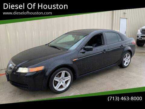 2006 Acura TL for sale at Diesel Of Houston in Houston TX