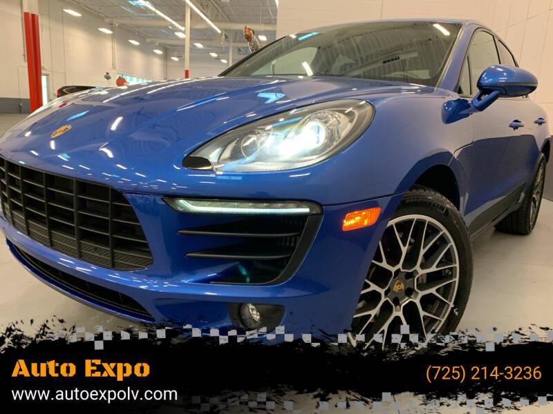 2015 Porsche Macan for sale at Auto Expo in Las Vegas NV