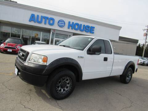 2008 Ford F-150 for sale at Auto House Motors in Downers Grove IL