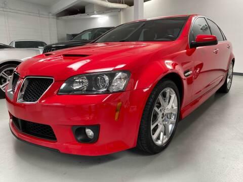 2009 Pontiac G8 for sale at Mag Motor Company in Walnut Creek CA