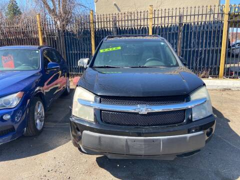 2005 Chevrolet Equinox for sale at Automotive Center in Detroit MI