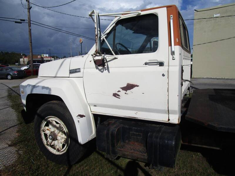 1984 Ford F-7000 for sale at DERIK HARE in Milton FL