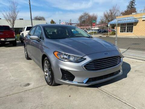 2020 Ford Fusion for sale at Quality Pre-Owned Vehicles in Roseville CA