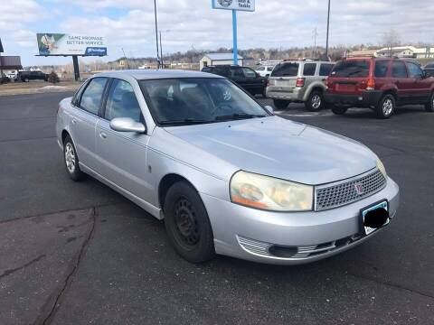 2004 Saturn L300 for sale at Cannon Falls Auto Sales in Cannon Falls MN