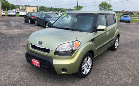 2010 Kia Soul for sale at Carmans Used Cars & Trucks in Jackson OH