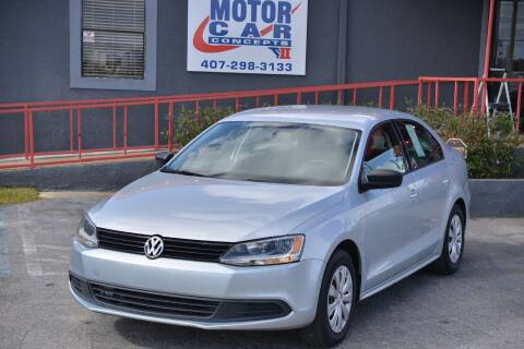 2014 Volkswagen Jetta for sale at Motor Car Concepts II - Kirkman Location in Orlando FL
