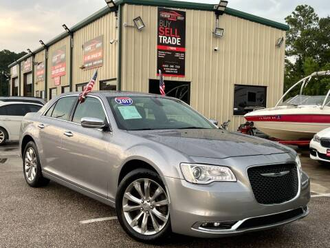 2017 Chrysler 300 for sale at Premium Auto Group in Humble TX