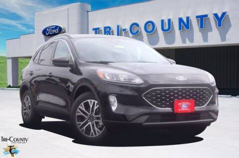 2020 Ford Escape for sale at TRI-COUNTY FORD in Mabank TX