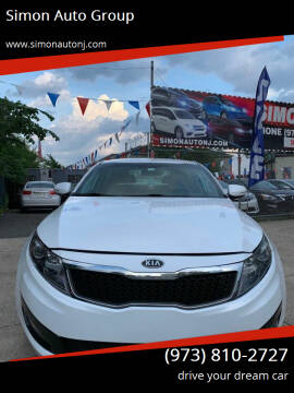 2012 Kia Optima for sale at Simon Auto Group in Newark NJ