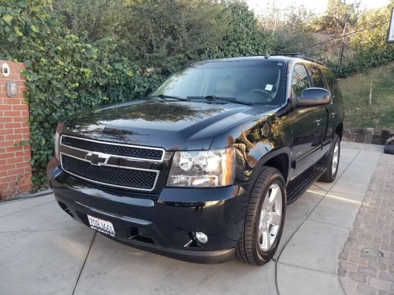 2013 Chevrolet Tahoe for sale at Best Quality Auto Sales in Sun Valley CA