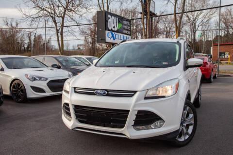 2014 Ford Escape for sale at EXCLUSIVE MOTORS in Virginia Beach VA