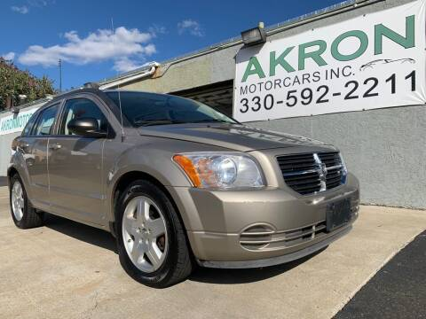 2009 Dodge Caliber for sale at Akron Motorcars Inc. in Akron OH