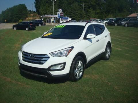 2014 Hyundai Santa Fe Sport for sale at Mike Lipscomb Auto Sales in Anniston AL