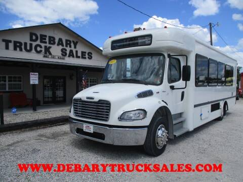 2013 Freightliner S2 Chassis for sale at DEBARY TRUCK SALES in Sanford FL