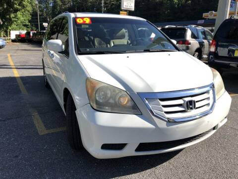 2009 Honda Odyssey for sale at CU Carfinders in Norcross GA