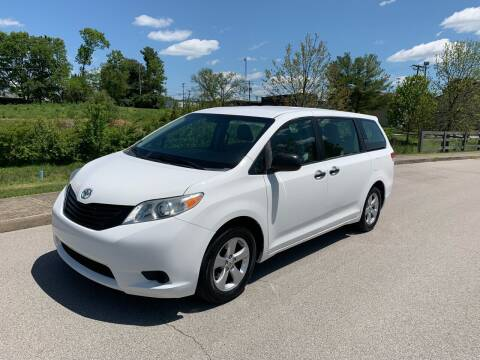 2011 Toyota Sienna for sale at Abe's Auto LLC in Lexington KY