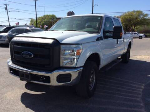 2014 Ford F-250 Super Duty for sale at Allen Motor Co in Dallas TX