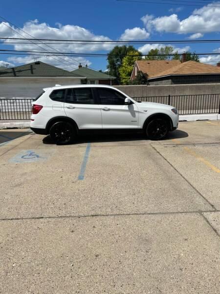 2017 BMW X3 for sale in Eastpointe, MI