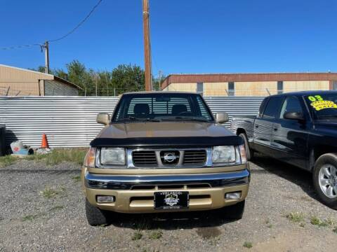 1999 Nissan Frontier for sale at Velascos Used Car Sales in Hermiston OR