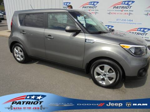 2017 Kia Soul for sale at PATRIOT CHRYSLER DODGE JEEP RAM in Oakland MD