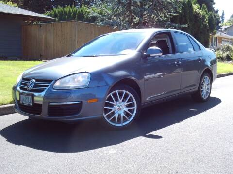2007 Volkswagen Jetta for sale at Redline Auto Sales in Vancouver WA