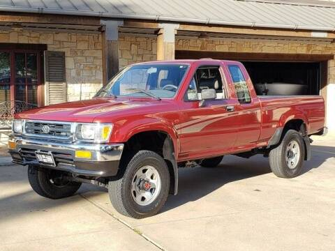 1994 Toyota Pickup for sale at Tyler Car  & Truck Center in Tyler TX