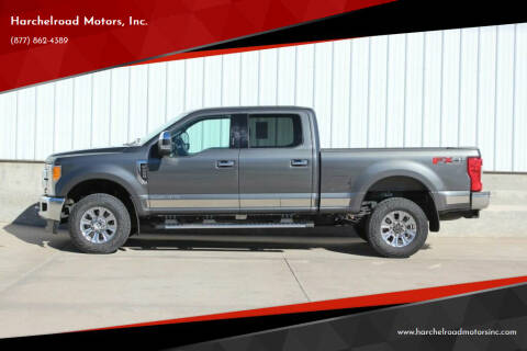2017 Ford F-250 Super Duty for sale at Harchelroad Motors, Inc. in Wauneta NE