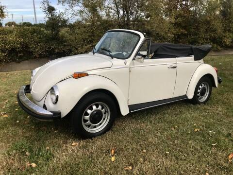 1978 Volkswagen Beetle for sale at Dobbs Motor Company in Springdale AR