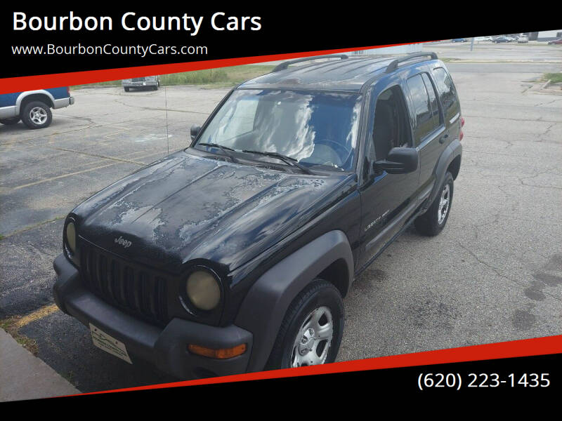 2002 Jeep Liberty for sale at Bourbon County Cars in Fort Scott KS