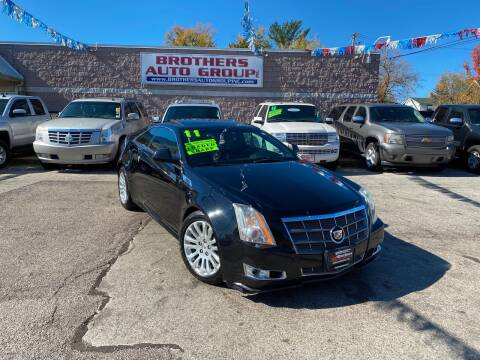 2011 Cadillac CTS for sale at Brothers Auto Group in Youngstown OH