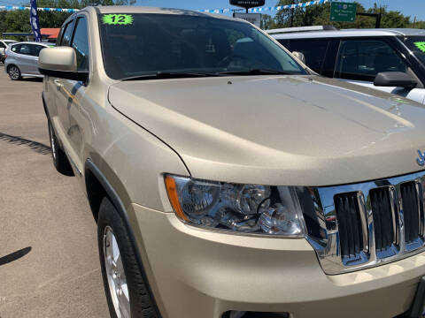 2012 Jeep Grand Cherokee for sale at City Center Cars and Trucks in Roseburg OR