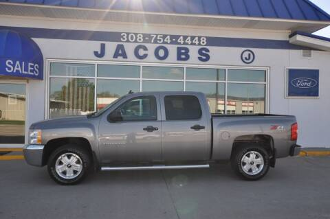 2013 Chevrolet Silverado 1500 for sale at Jacobs Ford in Saint Paul NE