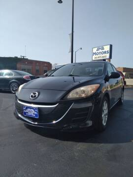 2010 Mazda MAZDA3 for sale at BMB Motors in Rockford IL