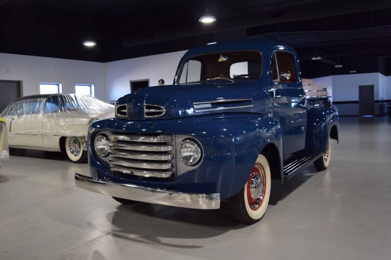 1949 Ford F1 for sale at Jensen's Dealerships in Sioux City IA