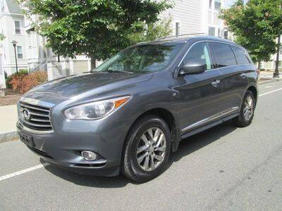 2014 Infiniti QX60 for sale at Boston Auto Sales in Brighton MA