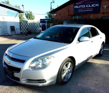 2012 Chevrolet Malibu for sale at Auto Click in Tucson AZ