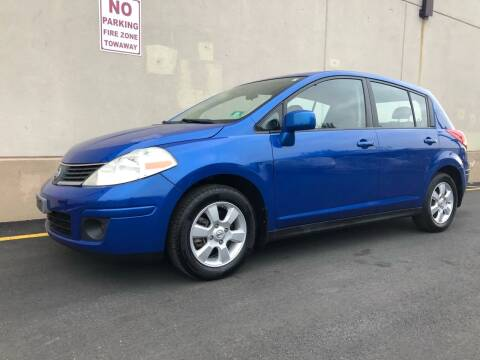 2008 Nissan Versa for sale at International Auto Sales in Hasbrouck Heights NJ