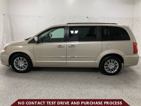2013 Chrysler Town and Country for sale at Brothers Auto Sales in Sioux Falls SD