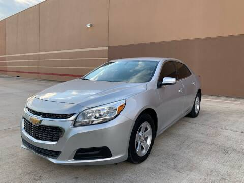 2016 Chevrolet Malibu Limited for sale at ALL STAR MOTORS INC in Houston TX
