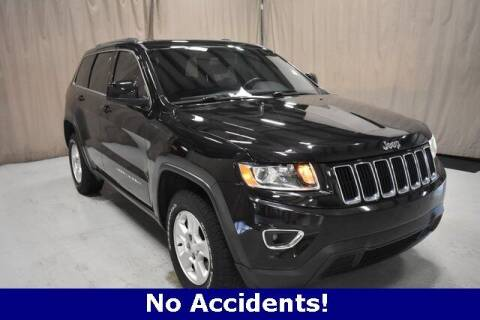 2015 Jeep Grand Cherokee for sale at Vorderman Imports in Fort Wayne IN
