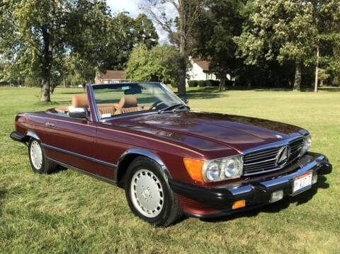 1986 Mercedes-Benz 560-Class for sale at CHAGRIN VALLEY AUTO BROKERS INC in Cleveland OH
