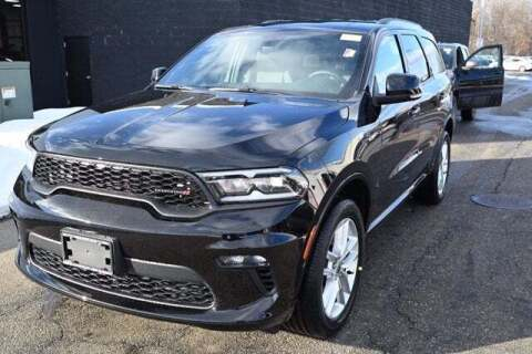 2021 Dodge Durango for sale at 495 Chrysler Jeep Dodge Ram in Lowell MA